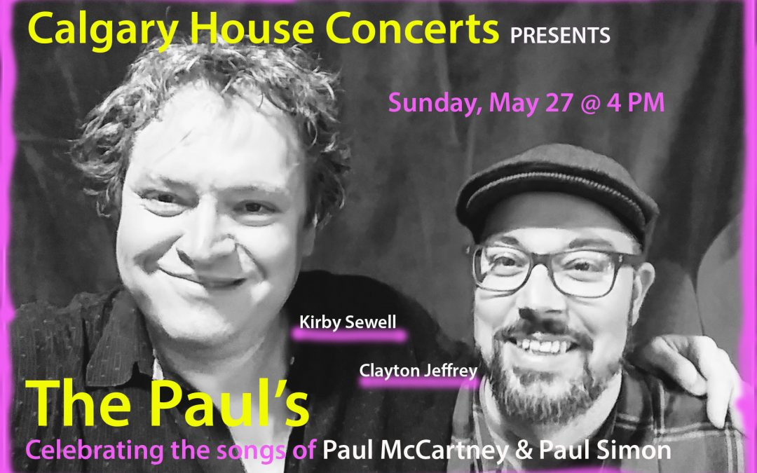 The Pauls with Kirby Sewell & Clayton Jeffrey