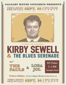 Kirby Sewell & the Blues Serenade