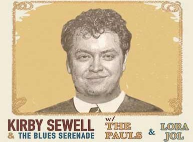 Kirby Sewell and the Blues Serenade