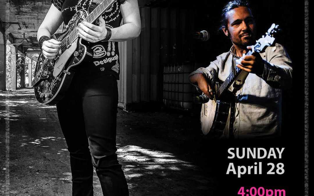 Lynne Hanson w/Jarred Albright House Concert Sun Apr 28
