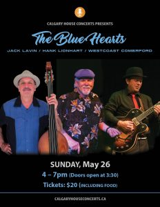 The Blue Hearts: Jack Lavin || Hank Lionhart || Westcoast Comerford