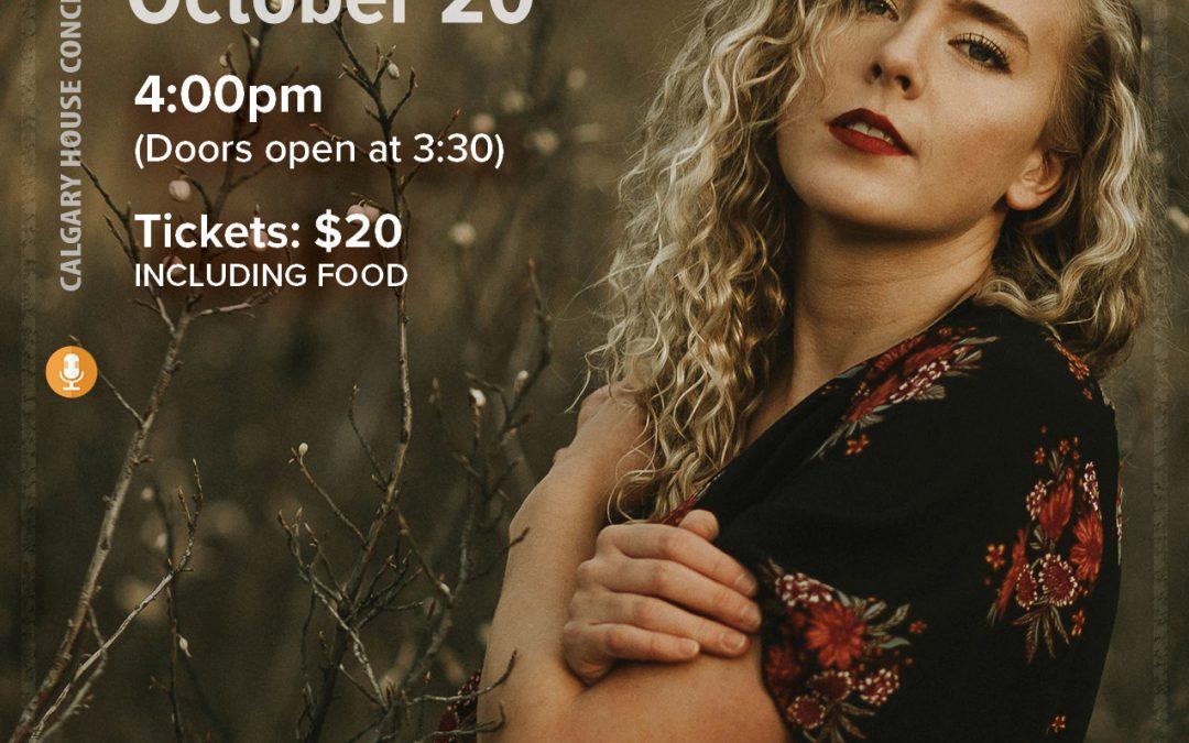 Maddie Storvold October 20 2019