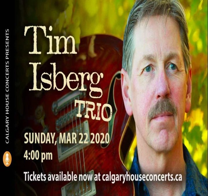 Tim Isberg Sunday March 22, 2020