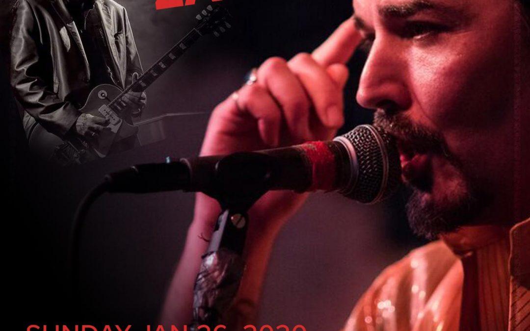 Alex Zayas Sunday January 26 2020