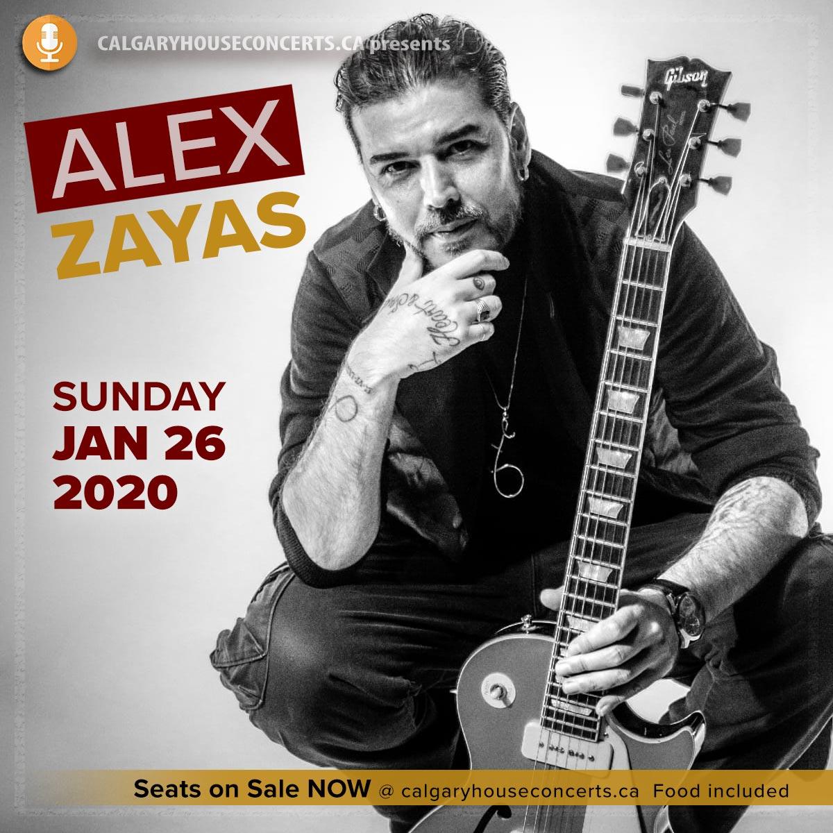 Alex Zayas Jan 26 2020