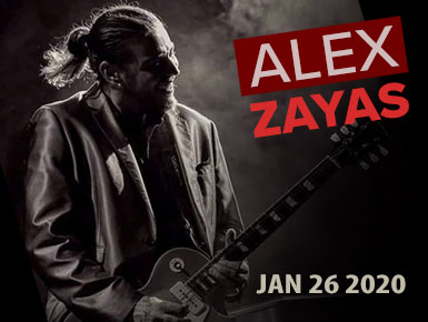 Alex Zayas Jan 26 2020