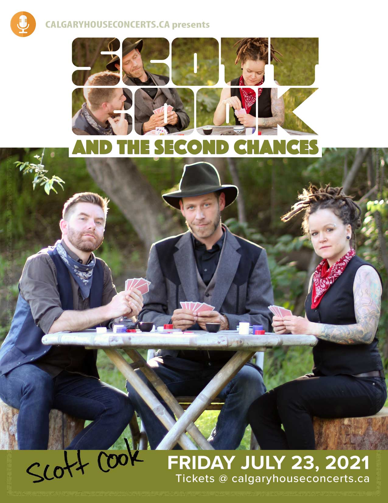 Scott Cook and the Second Chances