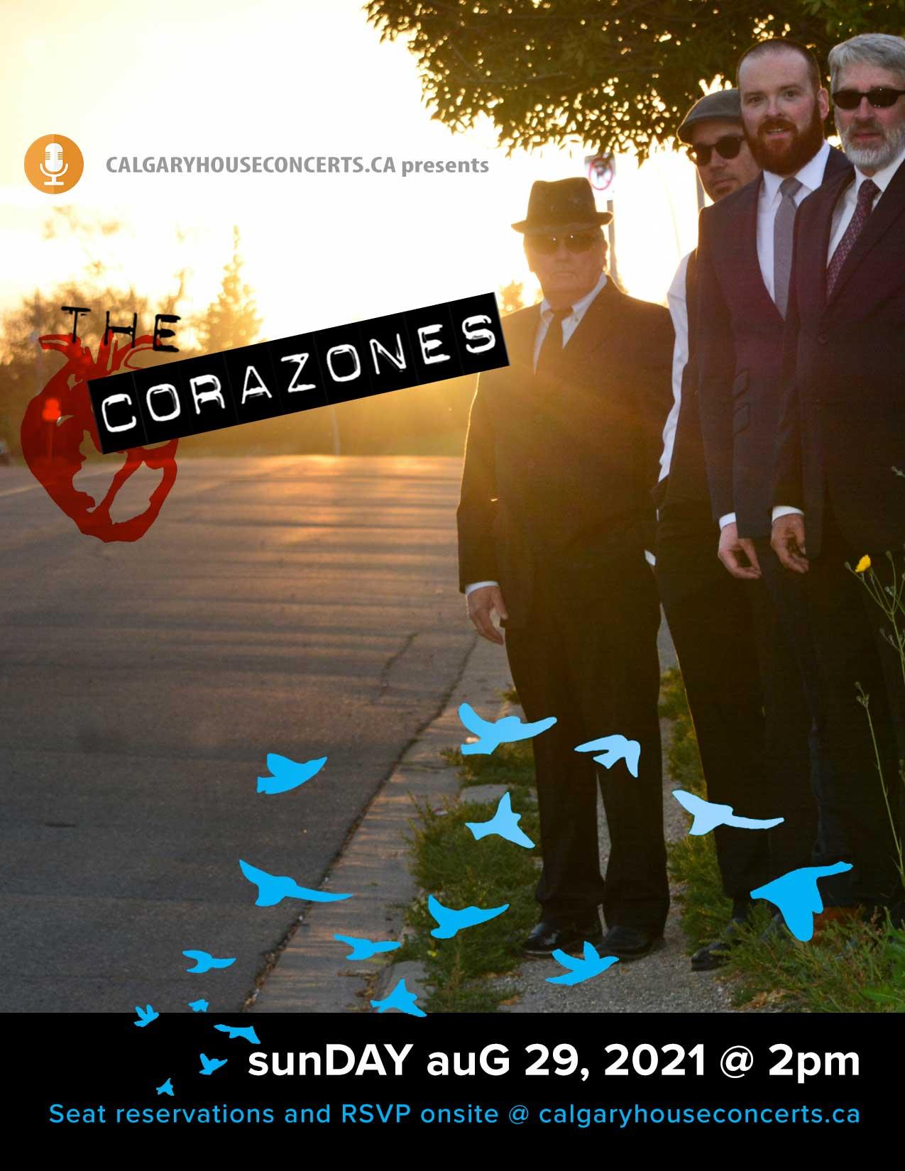 Das Corazones (The Corazones)